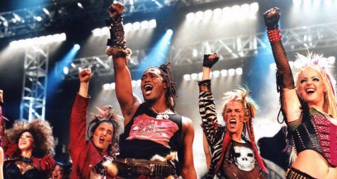 Musical We Will Rock You en Londres - Salud Mental