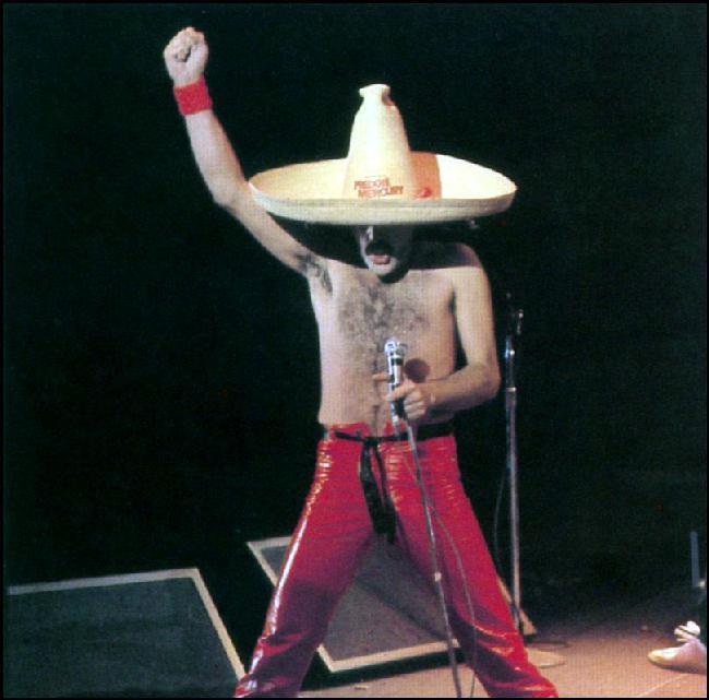 El gesto de Freddie Mercury que fue repudiado por los mexicanos 385c85cf51c