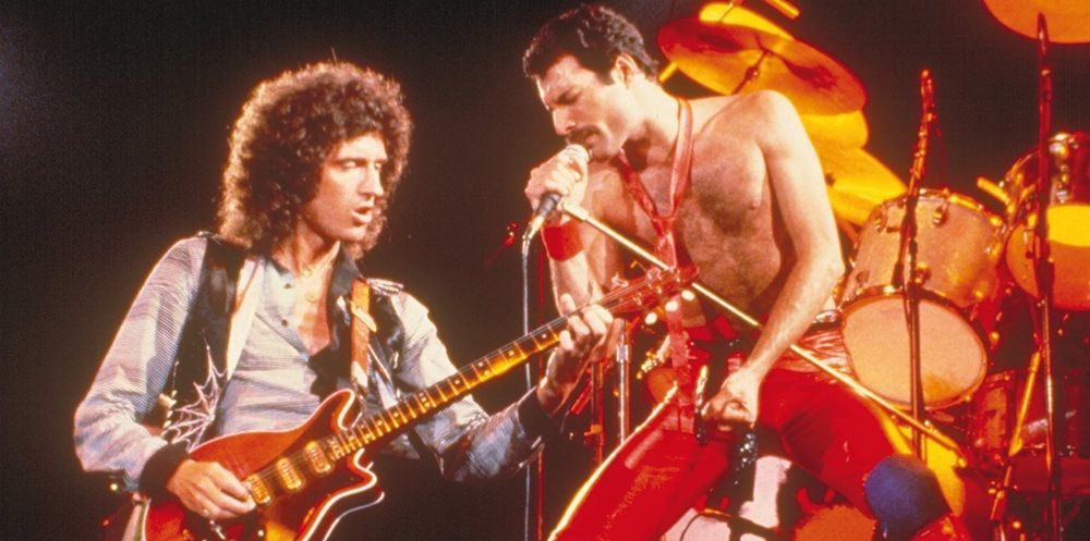 Queen 1980 The Game Tour