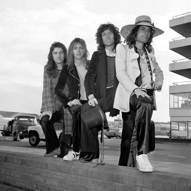 Queen en Australia, 1974.