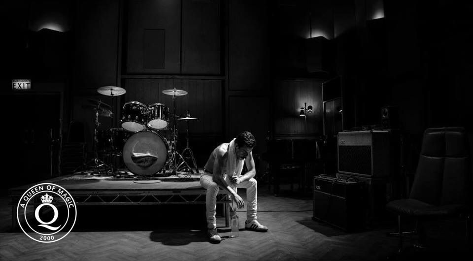 Bohemian Rhapsody. Freddie Mercury.