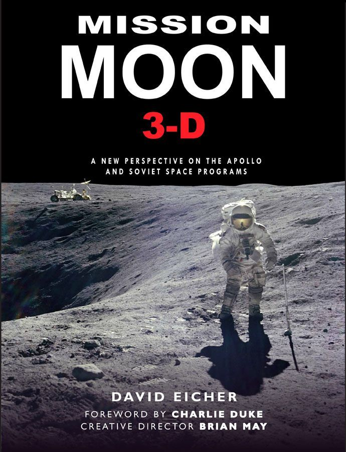 Mission Moon 3-D. Brian May.