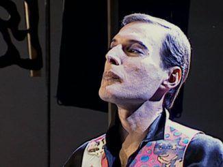 Freddie Mercury en su último videoclip.