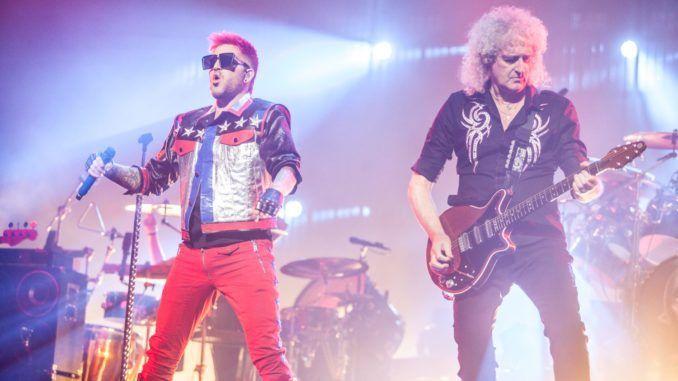 Queen + Adam Lambert en Phoenix.