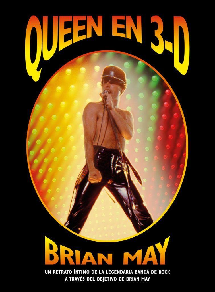 Queen en 3-D. Brian May.