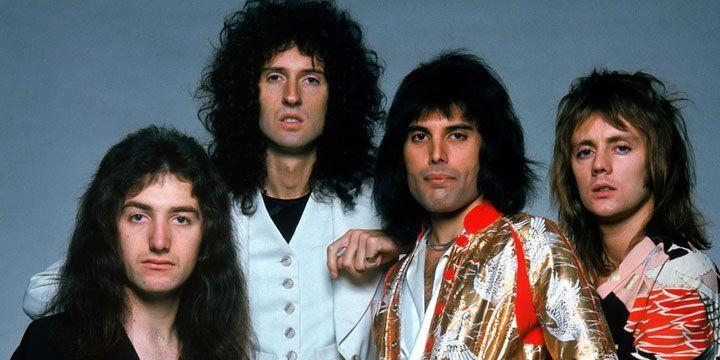 Queen, 1975.