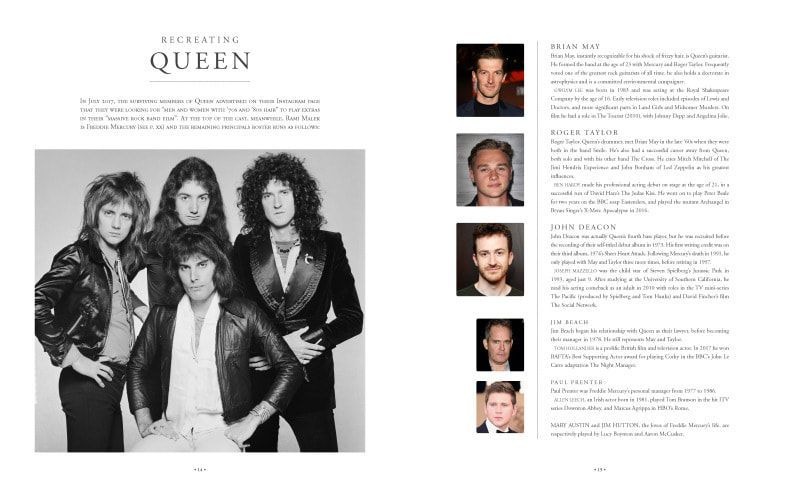 Bohemian Rhapsody The Inside Story Book