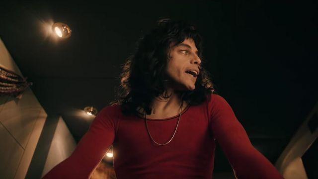Rami Malek como Freddie Mercury en el tráiler de Bohemian Rhapsody