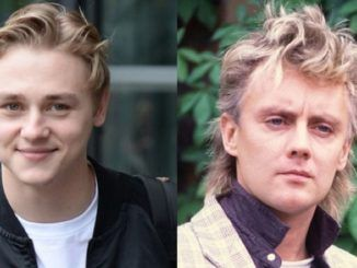 Ben Hardy Roger Taylor