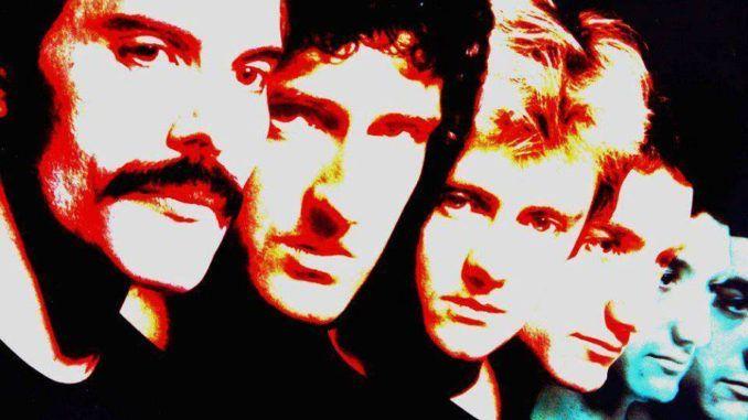 Queen, 1982