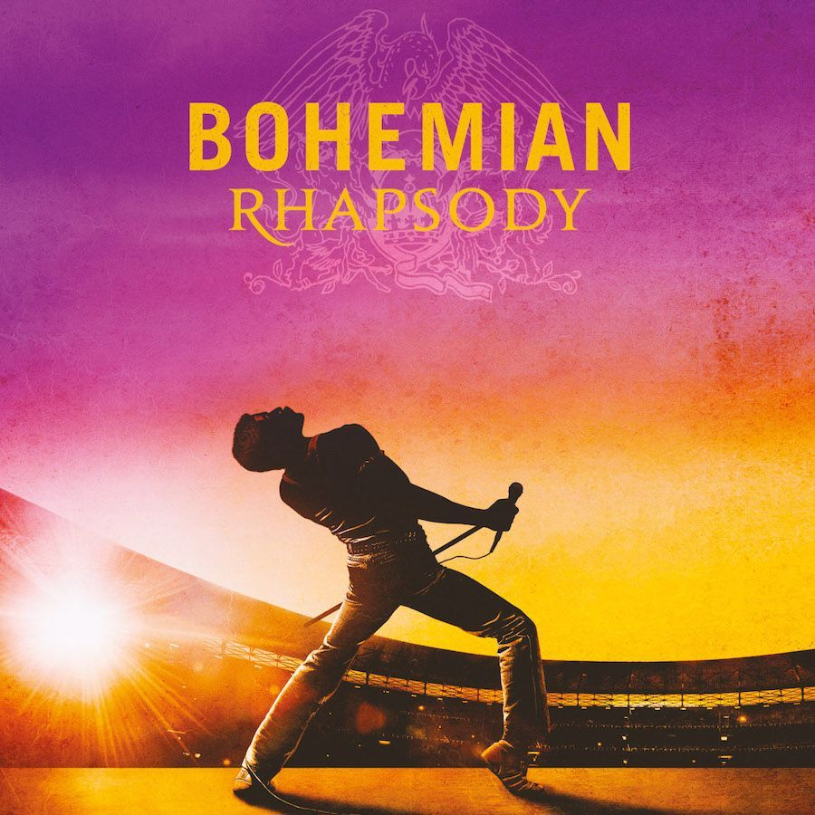 Bohemian Rhapsody - The Original Soundtrack Cover Art