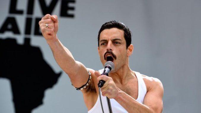 Rami Malek Bohemian Rhapsody Live Aid