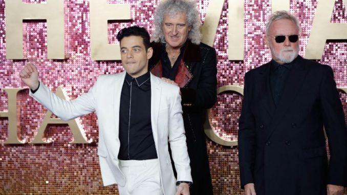 Bohemian Rhapsody Premiere Londres