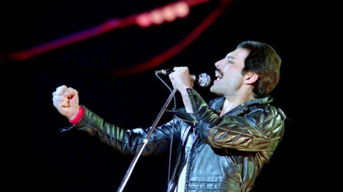Queen Rock Montreal Freddie Mercury