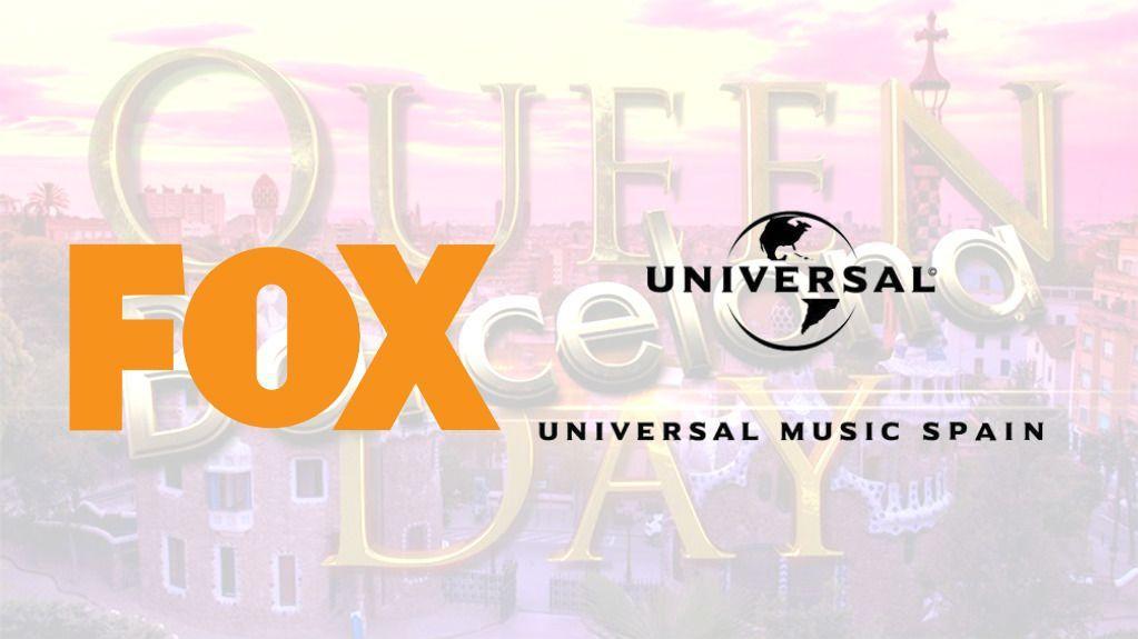 Queen Day Barcelona Fox Universal