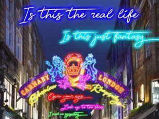 Carnaby Bohemian Rhapsody