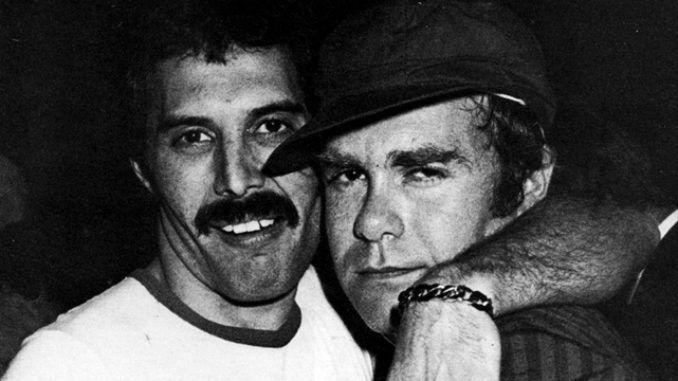 Freddie Mercury Elton John