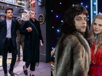 Rami Malek Lucy Boynton Bohemian Rhapsody