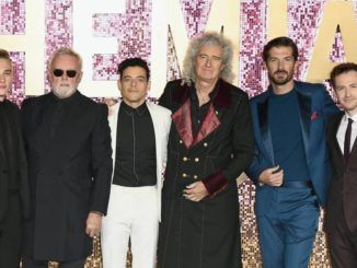 Bohemian Rhapsody Premiere
