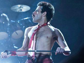 Rami Malek Bohemian Rhapsody Globos de Oro 2019