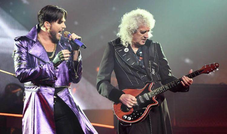 Queen Adam Lambert 2019