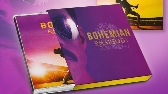 bohemian rhapsody bso soundtrack queen