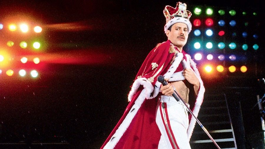 queen freddie mercury bohemian rhapsody