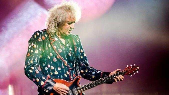 Brian May Bohemian Rhapsody English