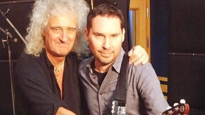 brian may bryan singer bohemian rhapsody queen