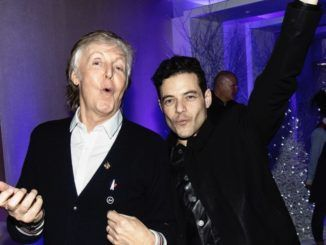 rami malek paul mccartney