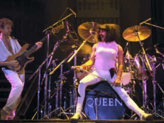 queen i want to break free 1984