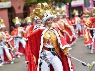 queen carnaval badajoz