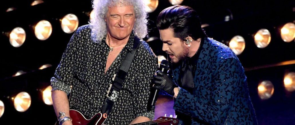 queen adam lambert oscars 2019