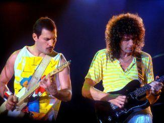 freddie mercury brian may magic tour 1986 queen