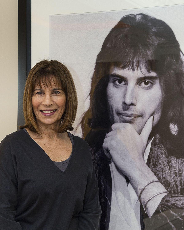 Kashmira, hermana de Freddie Mercury
