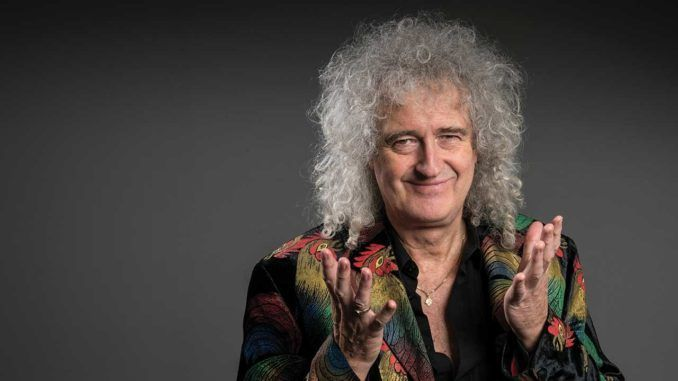 brian may queen