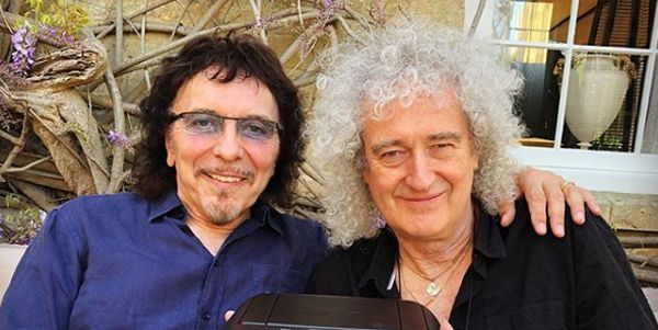 tony iommi brian may instagram