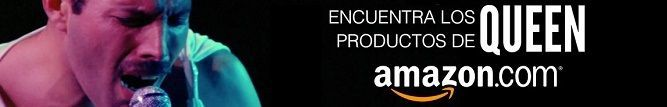 Queen en Amazon