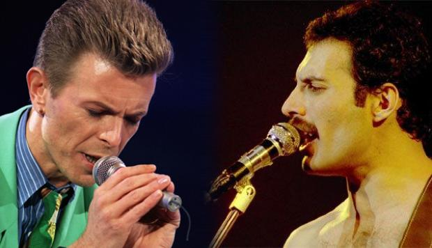 freddie mercury david bowie under pressure