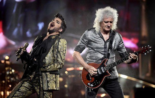 Queen Adam Lambert Forum Los Ángeles
