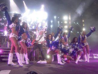 Dallas Cowboys Cheerleaders Queen Adam lambert