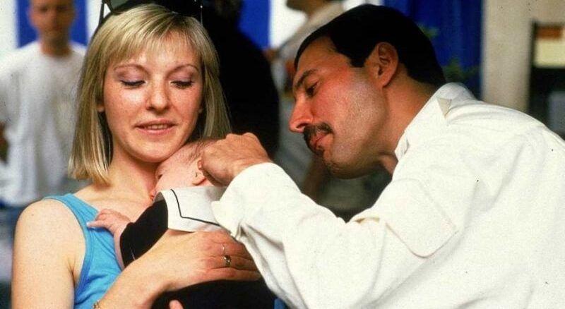 Mary Austin Freddie Mercury