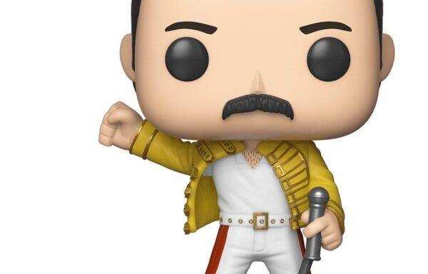 Funko Pop! Rocks Freddie Mercury Wembley 1986