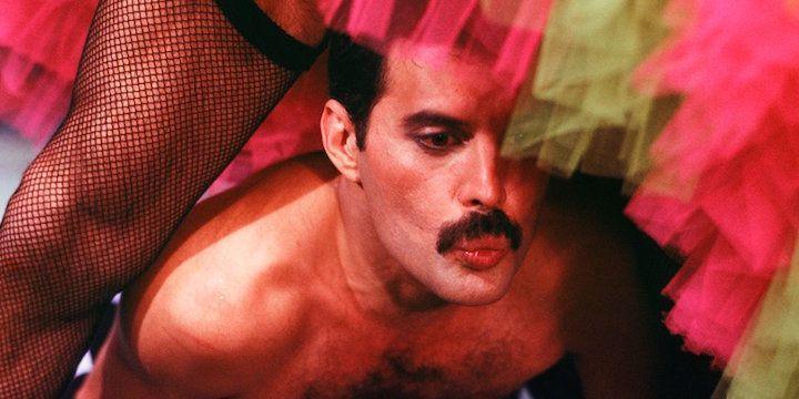 Freddie Mercury Living On My Own