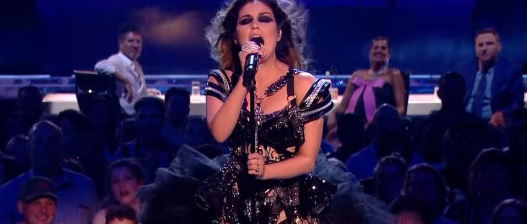 Cristina Ramos The Show Must Go On Queen Got Talent