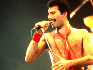 Freddie Mercury Queen Bicycle Race 1978 Jazz