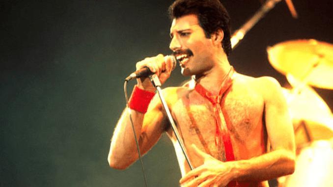 Freddie Mercury Queen Bicycle Race 1978 Jazz
