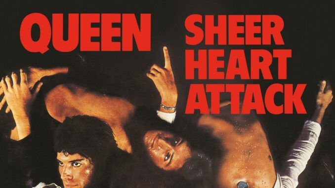 queen sheer heart attack trivia