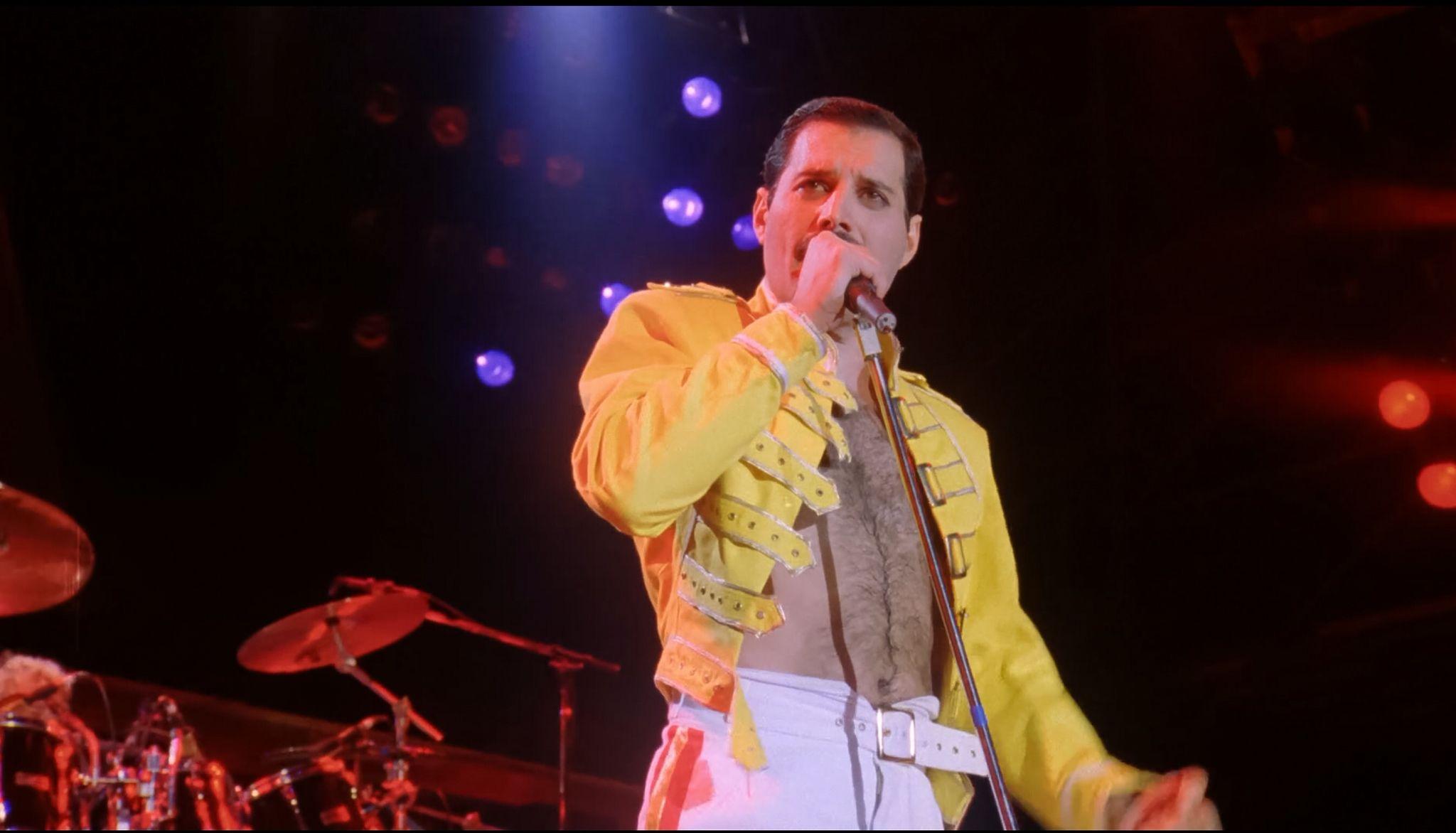 queen freddie mercury magic tour 1986 budapest