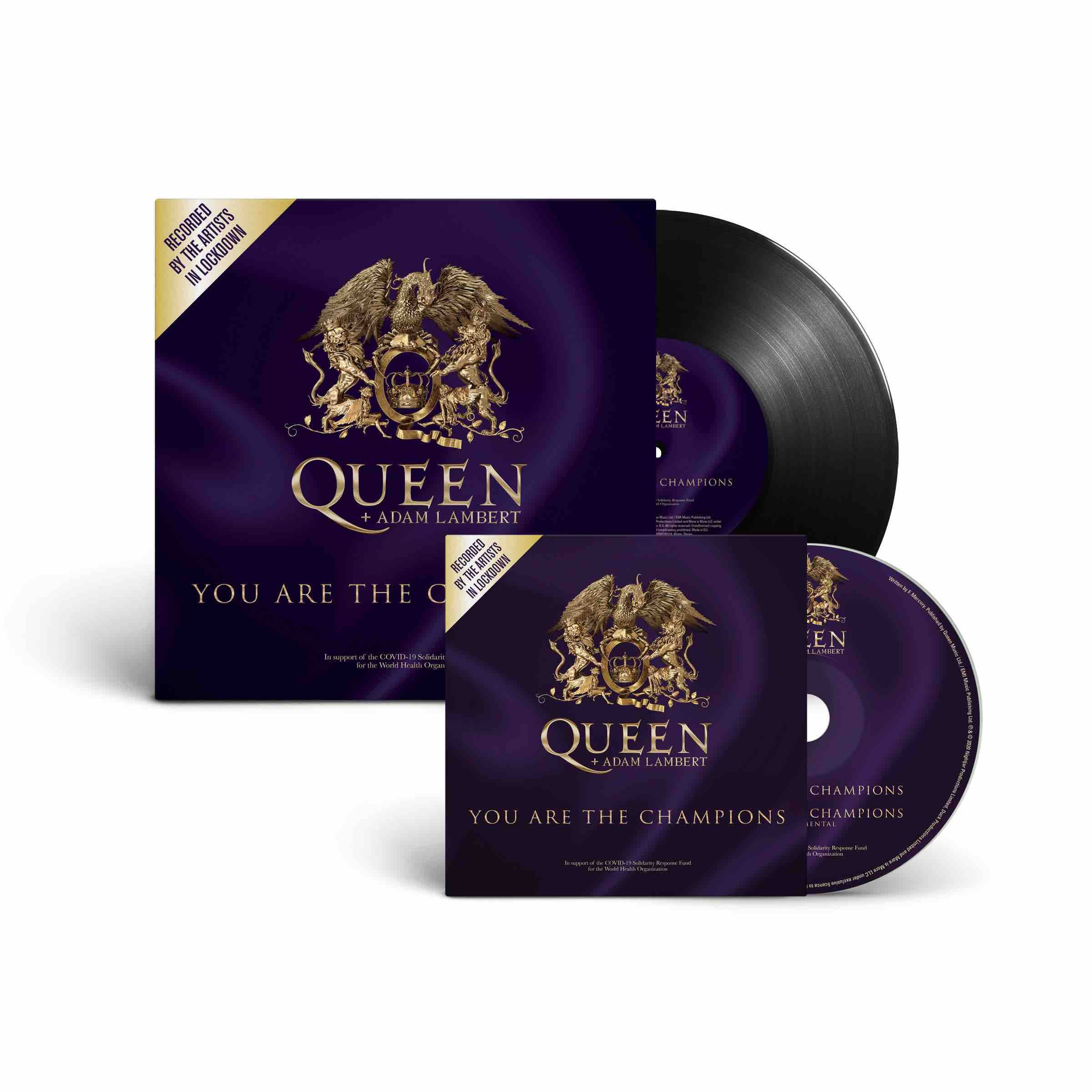 Queen Adam Lambert You Are The Champions